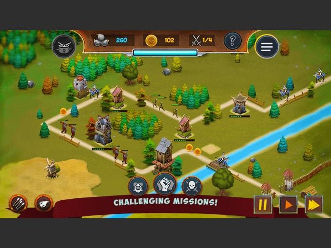 Hooman Invaders Tower Defense