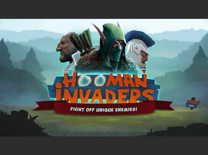 Hooman Invaders Tower Defense Screenshot4